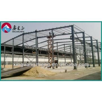 construction building frame prefab workshop warehouse