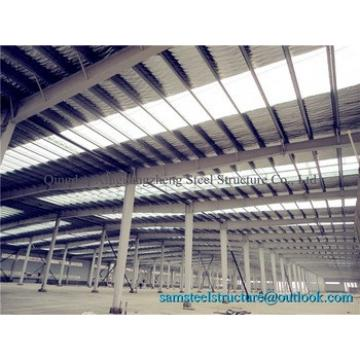 Buildable economical insulated steel prefabricated warehouse
