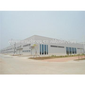 qindao steel structure warehouse with good price