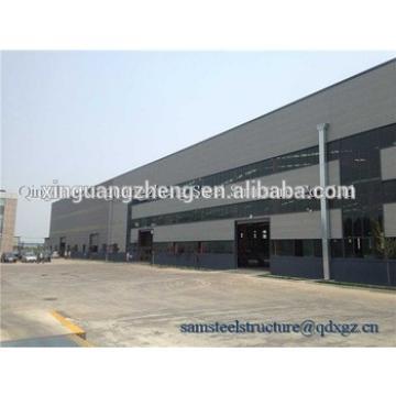 light guage steel structure warehouse saudi arabia