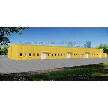 China economic prefabricated warehouse barn