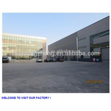 professional economic steel warehouse building with offices