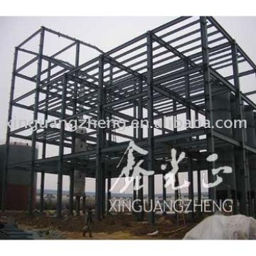 steel shelter warehouse steel workshop fabrication