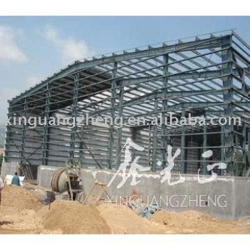 modern steel structure warehouse