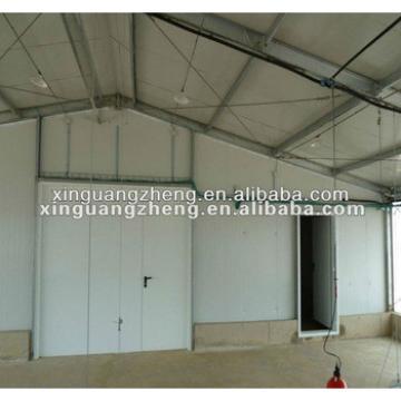 light steel structure prefabricated school building metal framework