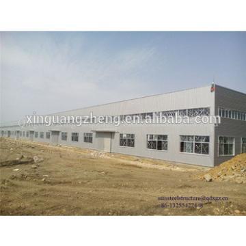 prefab construction light gauge steel framing warehouse
