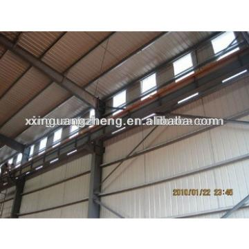 light prefab poultry house warehouse steel shed design