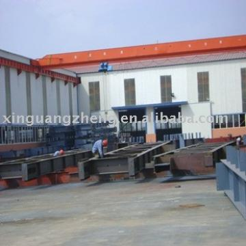 low cost and easy install steel structure building