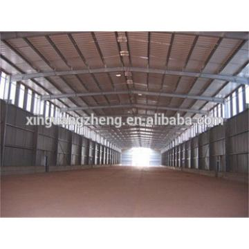 prefab steel structure light gauge steel truss warehouse