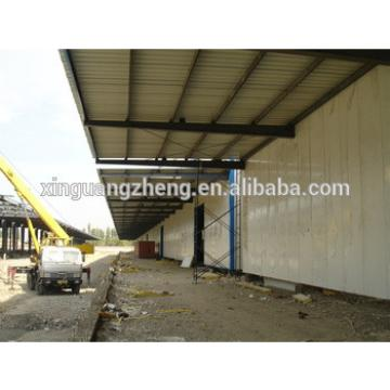 China quick build warehouse construction building cost