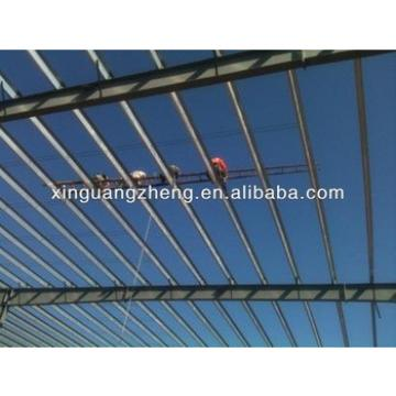 Light steel structure frame warehouse in Qingdao
