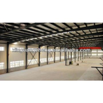 steel structure fabricated disassemble warehouse for sale