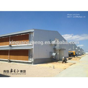 Double-layer farm steel building chicken shed buildings