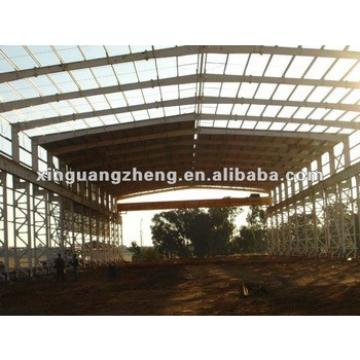 light prefab steel frame warehouse
