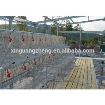 bird cage wire mesh broiler cage system chicken farm/chicken shed