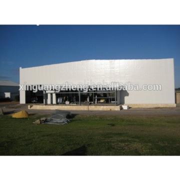 Aluminum heavy duty serge ferrari fabric portable aircraft hangars