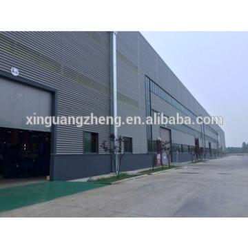 Prefabricated Double Storey Storage Shed Steel Buildings