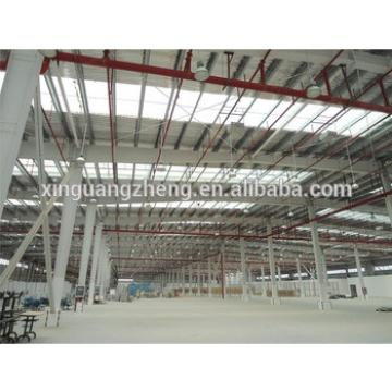 Prefabricated Double Storey Workshop Steel Buildings