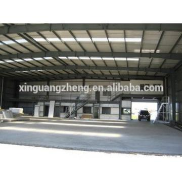 prefabricated steel structure airplane hangar large