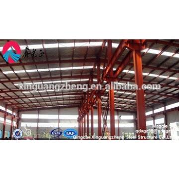Prefabricated Metallic Building Steel Structure Storage in UAE