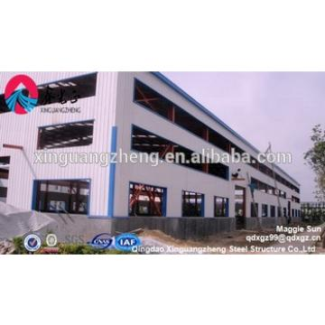 Prefabricated Metallic Building Steel Structure Warehouse in UAE