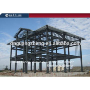 Prefabricated Steel Structural Industrial Paint Shed Layout Design