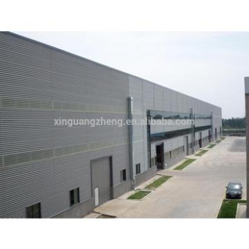 steel structure prefab factory customized industrial metal warehouse