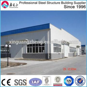 steel structure warehouse prefab engineered steel frame building