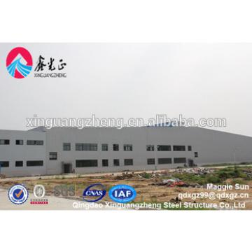Chinese Metallic fabrication warehouse plant