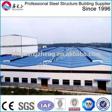 Pre-Fabricated Metal Storage Shed Warehouse