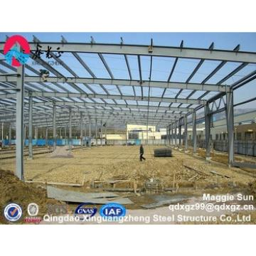 Steel structure warehouse building kits