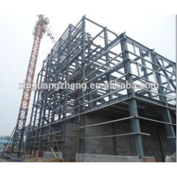 Light steel high rise steel structure building