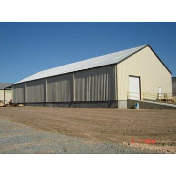 Self-Storage steel structure warehouse building
