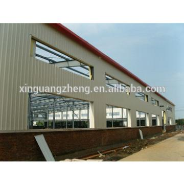 China Prefab Steel Structure Drawing Warehouse