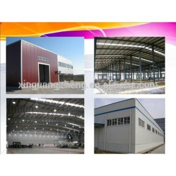 prefabricated steel structure warehouse buildings