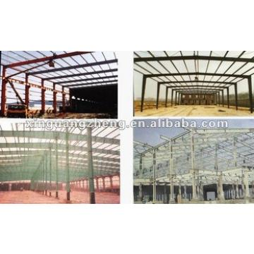 Light Steel structure building/warehouse/plant/work shop