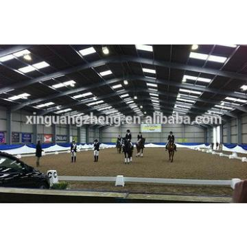 CE Certification Preabricated steel horse arenas building