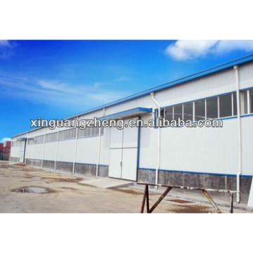 design light steel prefabricated for warehouses