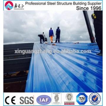 prefabricated steel structure warehouse kenya