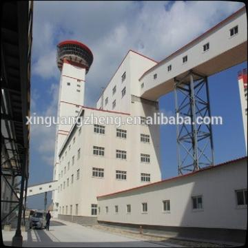 prefabricated light steel structure project for warehouse