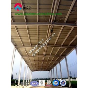 Prefab factory steel structure storage warehouse