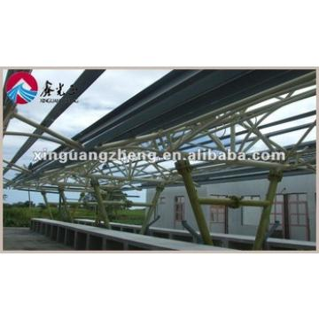 prefabricated steel structure workhouse