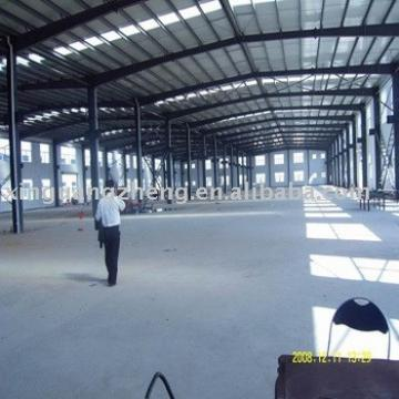 Beam steel structure warehouse buildings project for poutry