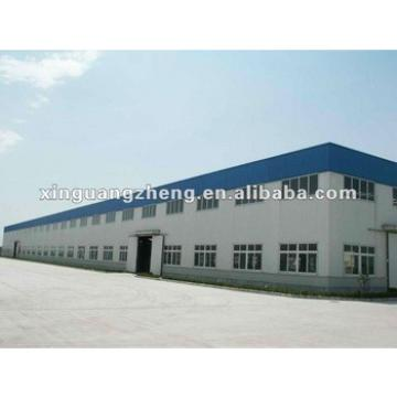 Simple removable Light Steel Construction warehouse
