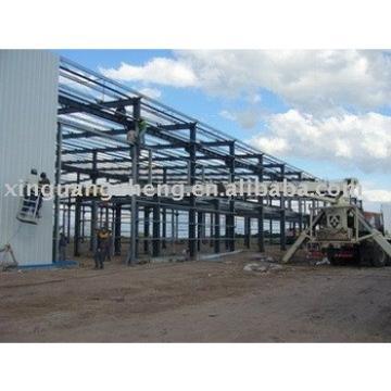 prefabricated light steel frame strcuture construction building