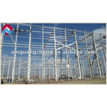 sandwich frame galvanization prefabricated steel structure