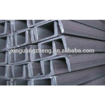 "china good quality steel U channel 3"" four inch"