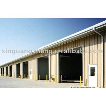 light steel structure prefabricated industrial building