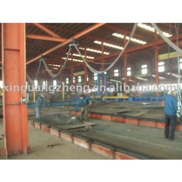 light fabricated steel structure building construction projects
