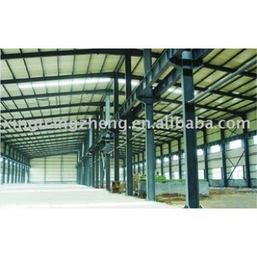 light prefab metal steel structure warehouse buildings